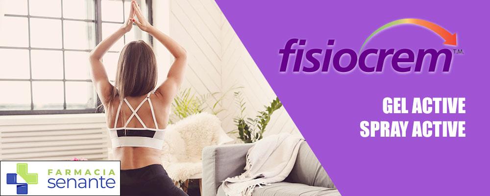 Crema Fisiocrem: precio, composicion, gel active opiniones