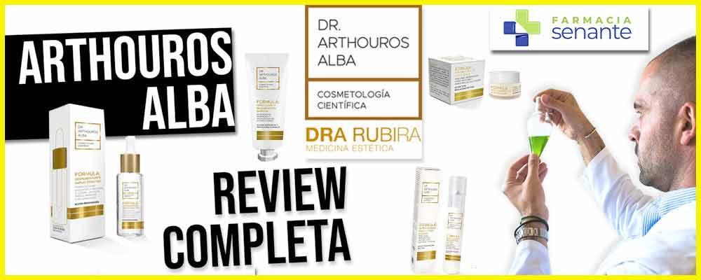 Dr Arthouros Alba Opiniones Productos Arthouros Alba