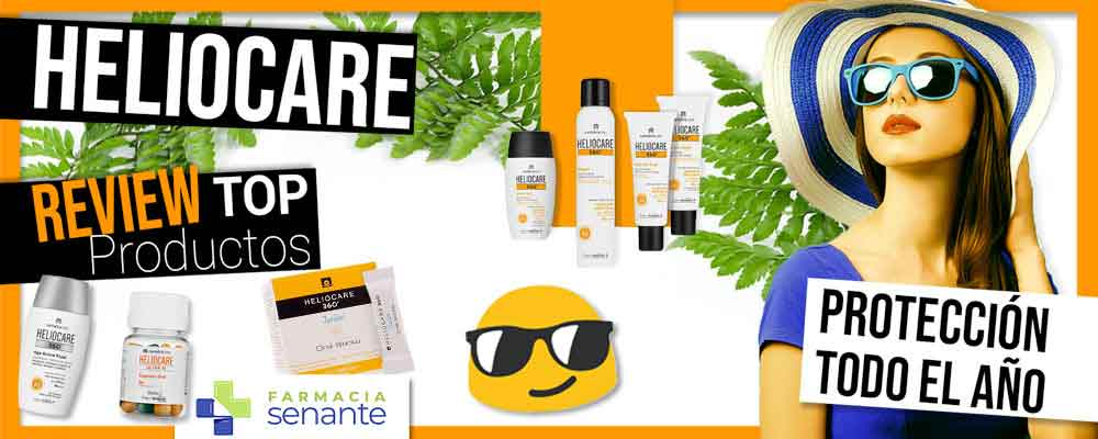 Heliocare mejores productos Heliocare Opiniones Review