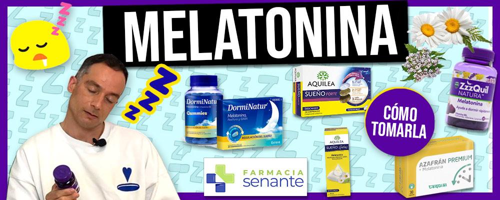 melatonina farmacia melatonia que es efectos secundarios productos