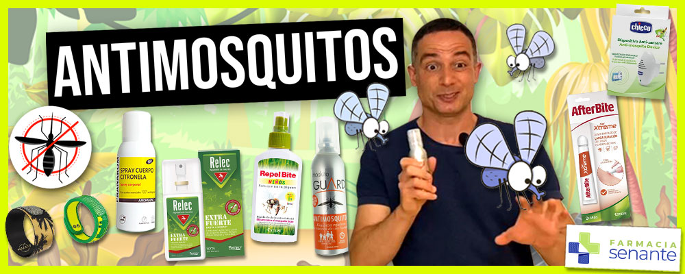antimosquitos opiniones mejores productos repelentes mosquitos farmacia