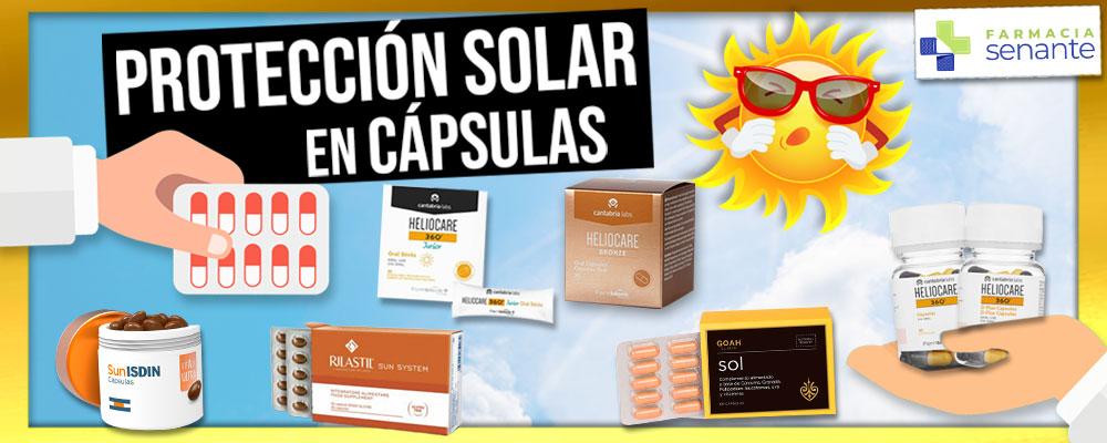 capsulas solares opiniones mejores capsulas orales protección solar