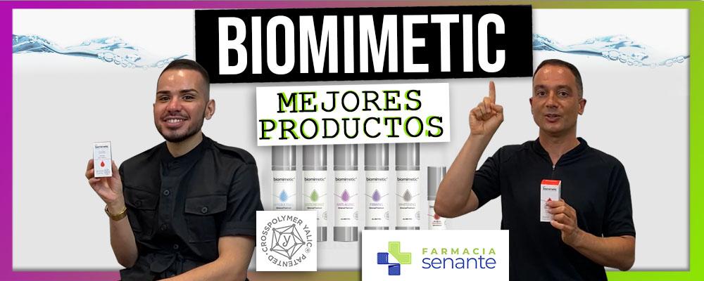 Mejore s productos Biomimetic en Farmacia Senante