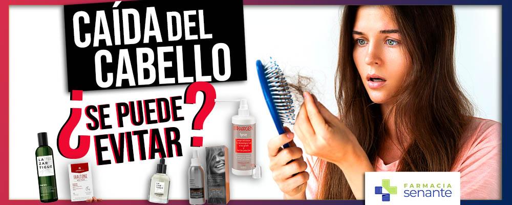 Caída de pelo estacional productos caida del cabello en Farmacia Senante