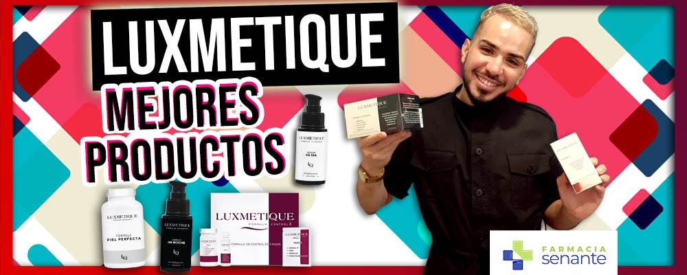 Luxmetique Opiniones: Mejores productos Luxmetique