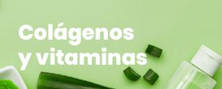 Imagen de categoria colagenos y vitaminas de farmacia senante