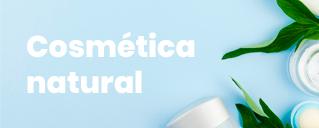 Imagen de categoria cosmetica natural en farmacia senante