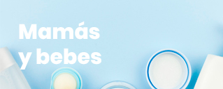 Imagen de categoria mamas y bebes de farmacia senante