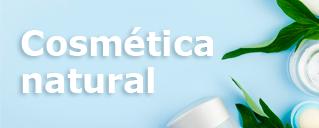 Productos de cosmética natural en Farmacia Senante