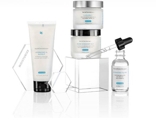 Productos hidratantes Skinceuticals Farmacia Senante