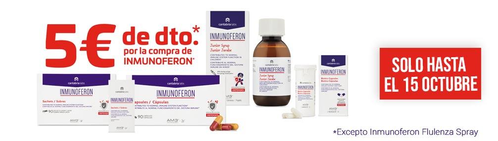 Promocion Inmunoferon Descuento Farmacia Senante